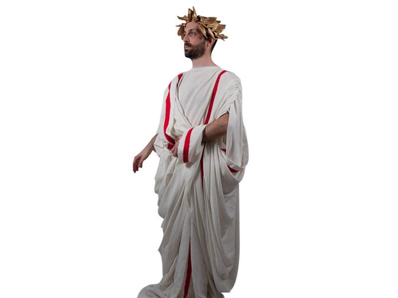 26d8dc779 Toga romana : Siglo II aC - V : Edad Antigua - Grecia y Roma ...
