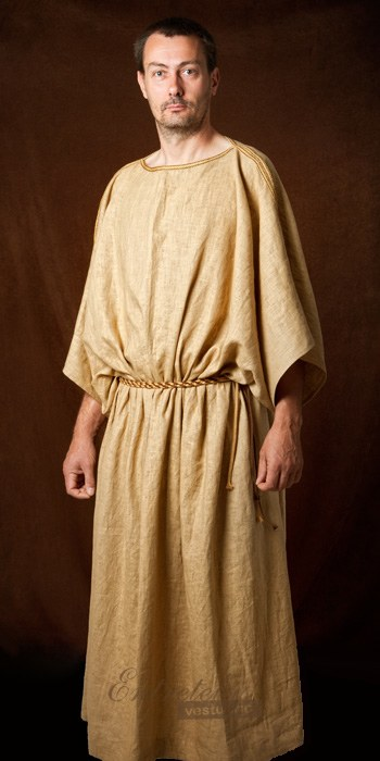 06381abb8 Túnica romano : Siglo II aC - V : Edad Antigua - Grecia y Roma ...